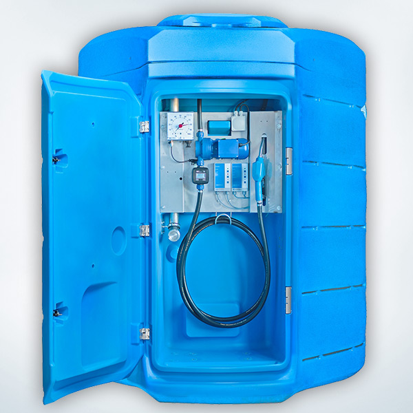 1,320 Gallon Double Walled Bulk DEF Dispensing Equipment