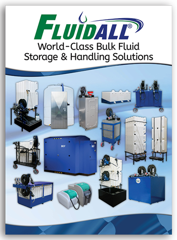 Fluidall's Fluid Storage Tanks and Packages