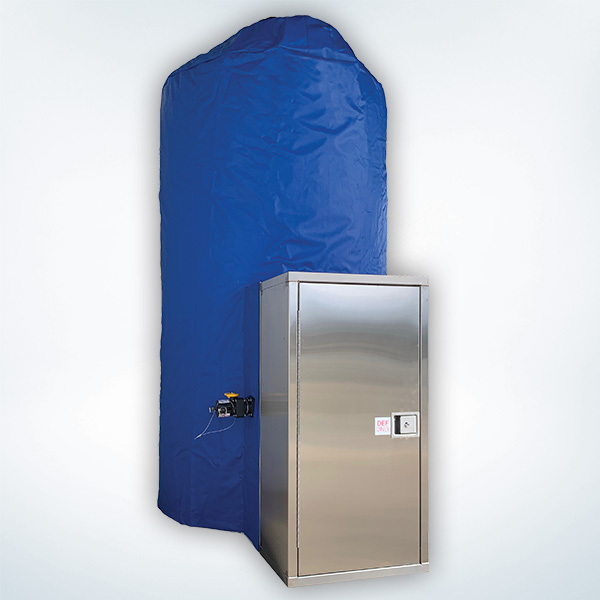 Insulated and Heated Northern DEF EasyTank