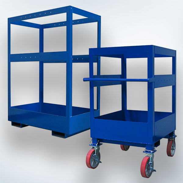 Mobile Cages for Roth Tanks