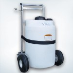 Portable Oil Cart