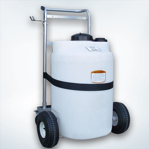 Portable Cart for Oil or DEF