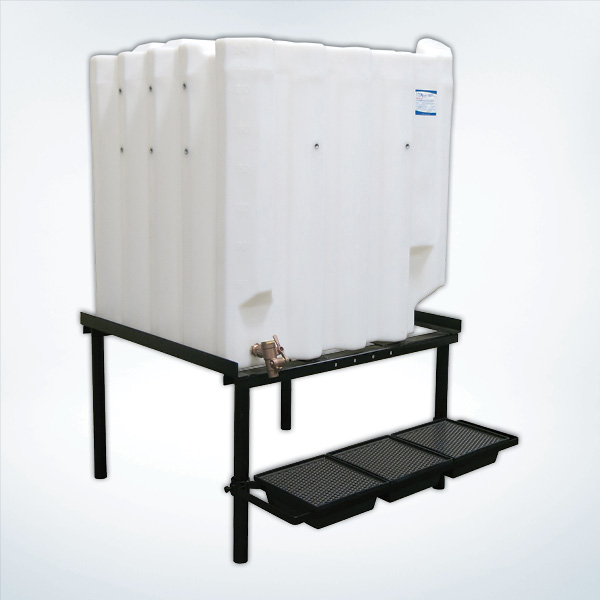 Storage Tank Stands for Polyethylene Storage Tanks