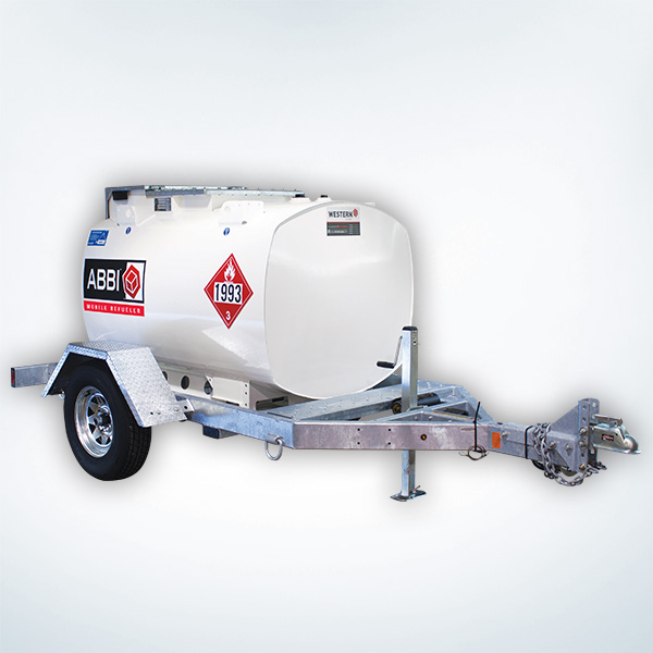 247 Gallon Fuel Tank with Trailer Package