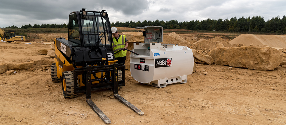 Abbi Mobile Fuel Tank Refueler