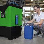 Biowash Drain System