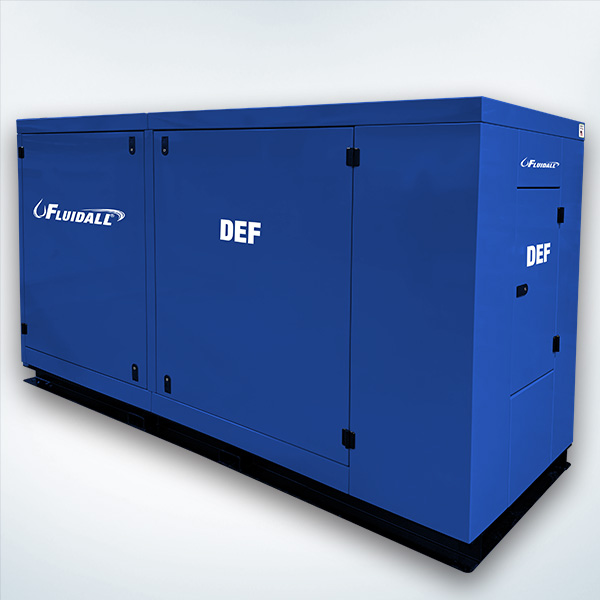 DEF Shelter: Bulk Storage Dispense