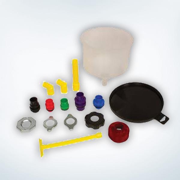 Spill-Free Coolant Funnel Kit