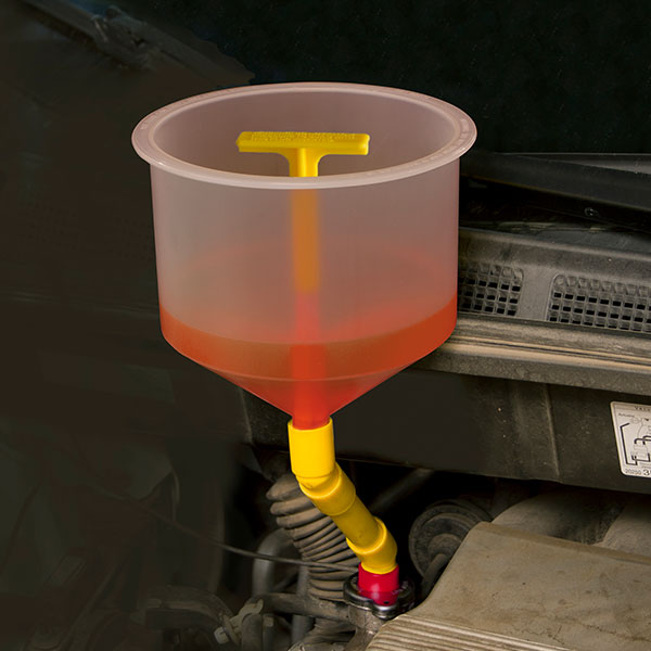 Automotive Coolant Funnel