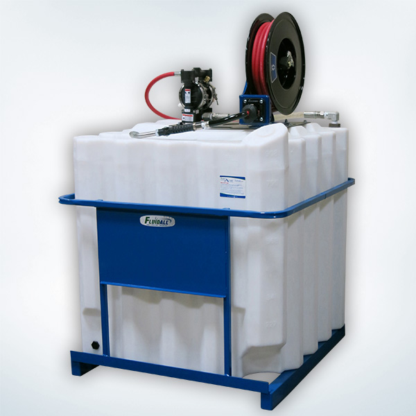 Coolant Jobber Package with Graco Dispense Equipment
