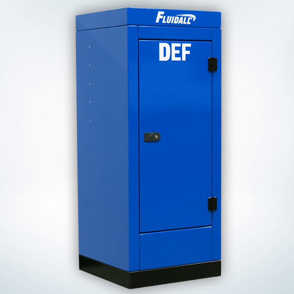 DEF Dispensing Equipment Cabinet
