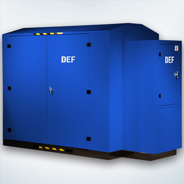 Def Shelter Fluidall S Def Storage And Dispensing Systems