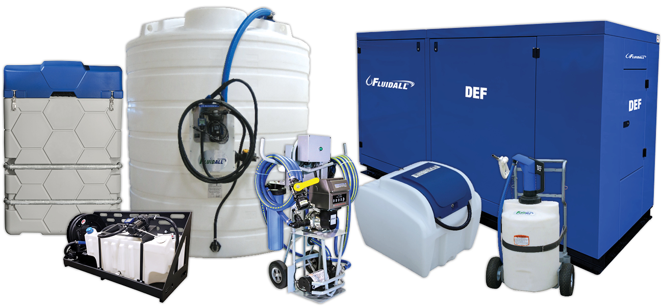 Def Tank Storage Systems Bulk Portable Refillable