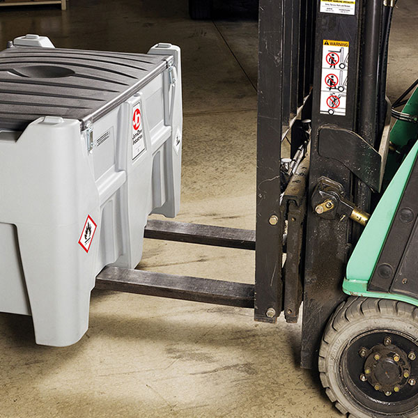 Diesel Exhaust Fluid >> Portable Diesel Fuel Carrytanks for On-Site Transport and Dispensing | World Class Fluid Storage ...