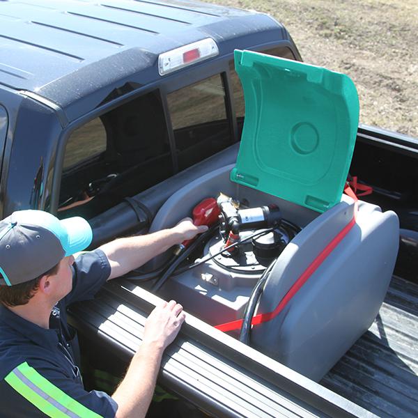 Best Used Diesel Truck >> Rust-Free Portable Diesel Fuel Tank by Fluidall