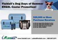 Dog Days of Summer Cooler Promotion