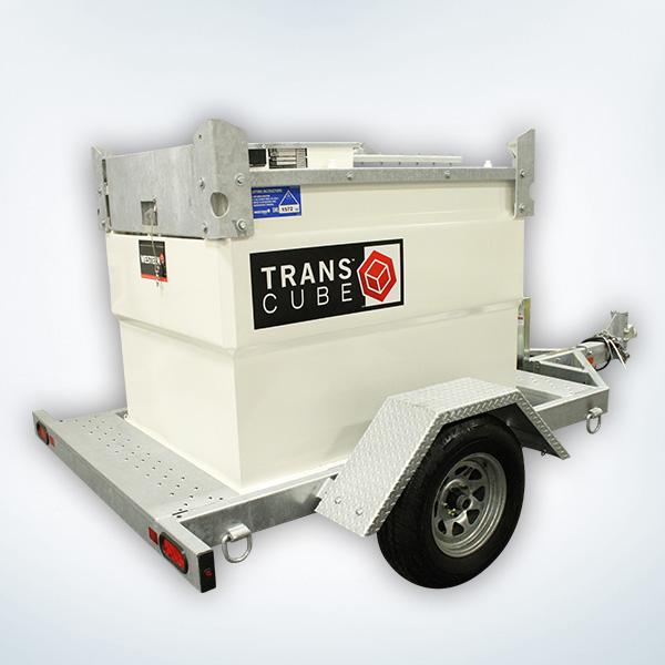 DSL10TCGCABTR - TransCube Cab & Trailer Package