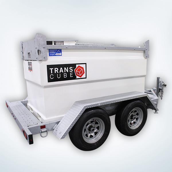DSL20TCGCABTR - TransCube Cab & Trailer Package