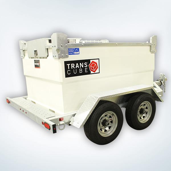 DSL27TCGCABTR - TransCube Cab & Trailer Package