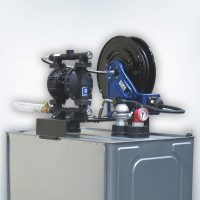 Roth Double Wall Double Diaphragm Pump and Tank Package