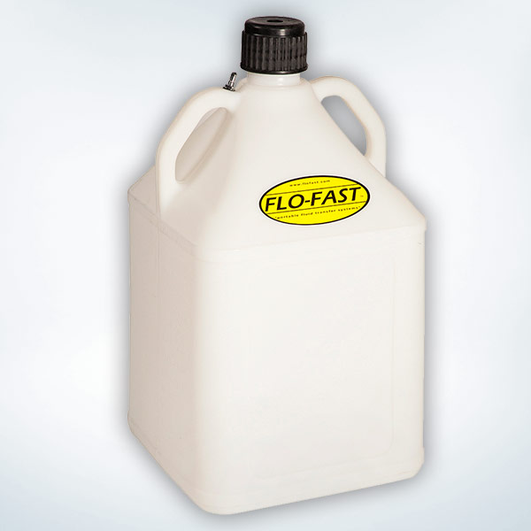 FLO-FAST 15 Gallon Container, Natural