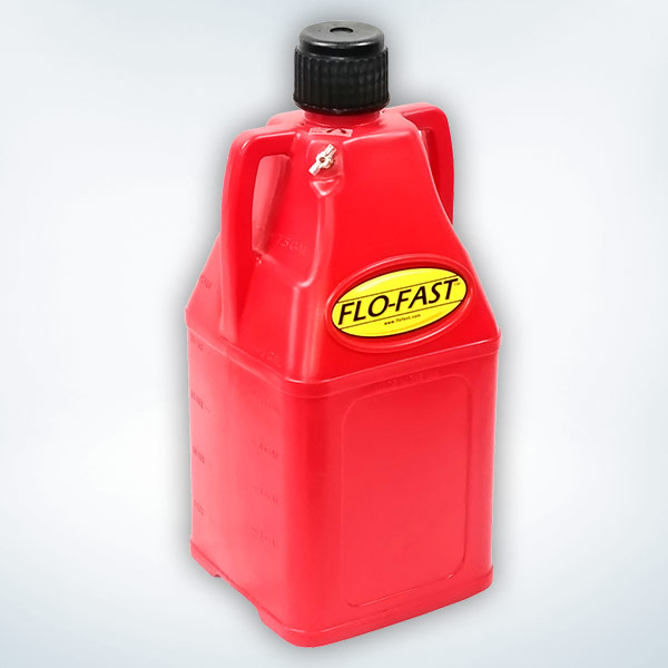 FLO-FAST 7.5 Gallon Container, Red