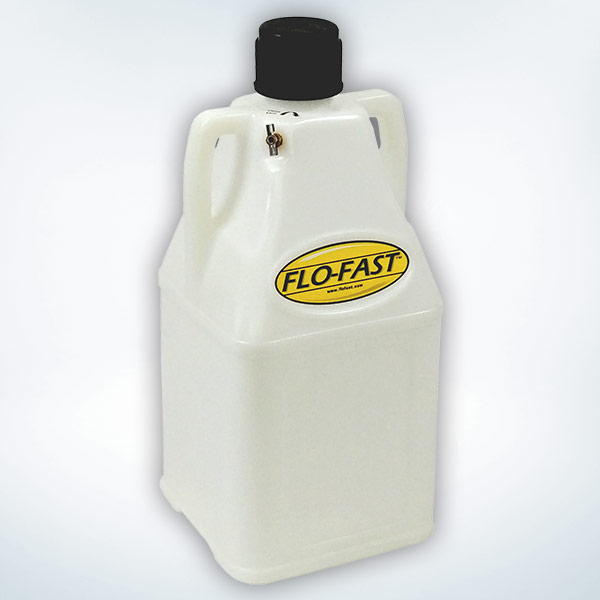 FLO-FAST 7.5 Gallon Container, Natural