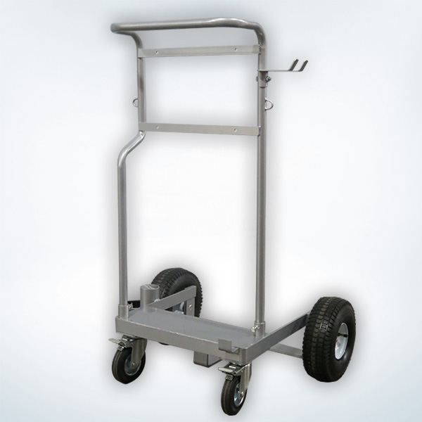 Cart Frame for 55 Gallon Barrel