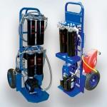 Oil Filter Cart