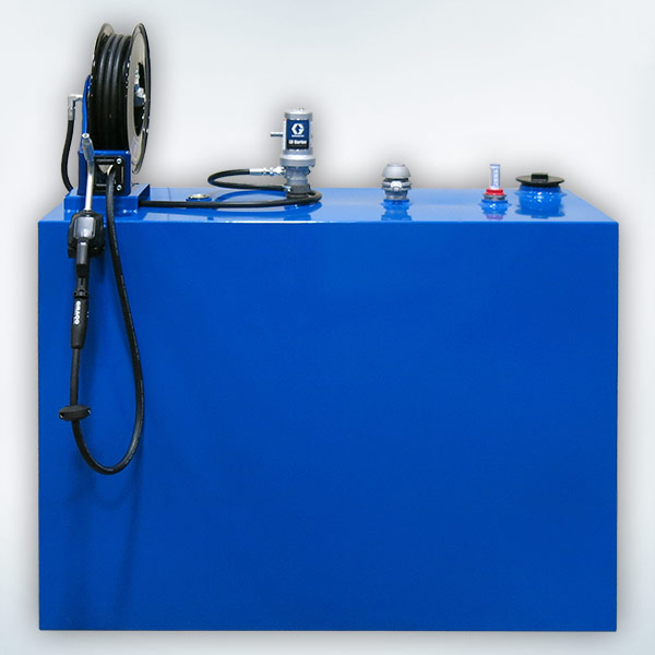 Steel Oil Tank Oil Package