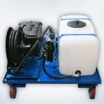 12V DEF Skid with 50 Gallon Tank