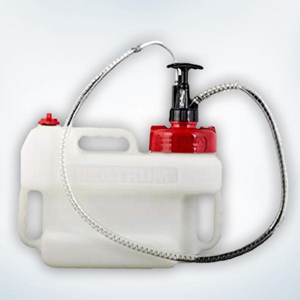 Hand Pump Installed
