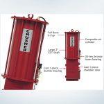 Pneumatic Oil Filter Crusher Features