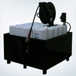 180 Gallon Retail Oil Storage Package with Containment