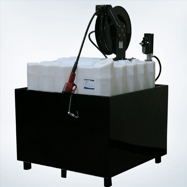 Oil Storage Tanks And Lube Equipment Packages For Oil Jobbers