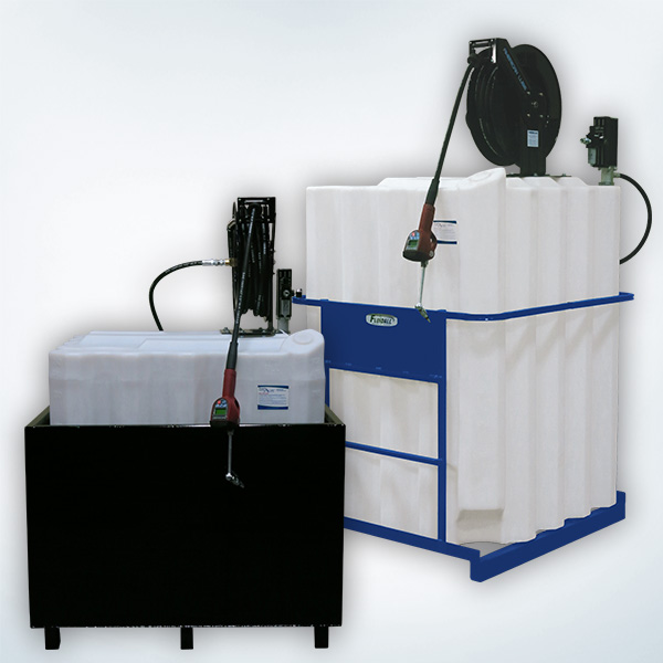 Oil and Lube Equipment Packages