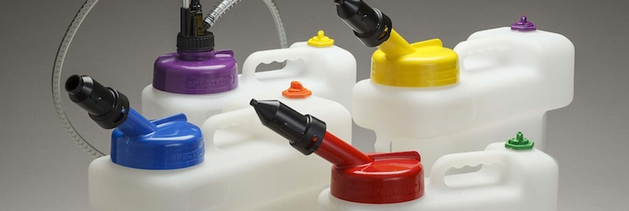 Transfer Oil Storage Lids