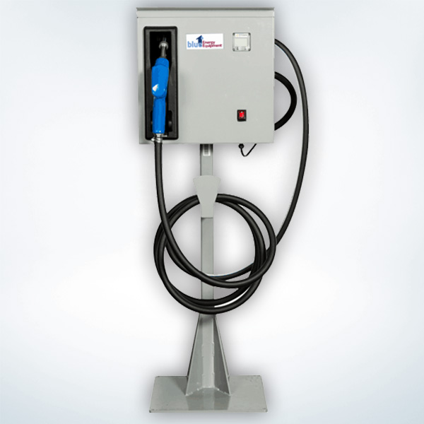 Remote Dispenser for Diesel Exhaust Fluid