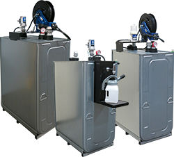 Double Walled Bulk Oil Systems