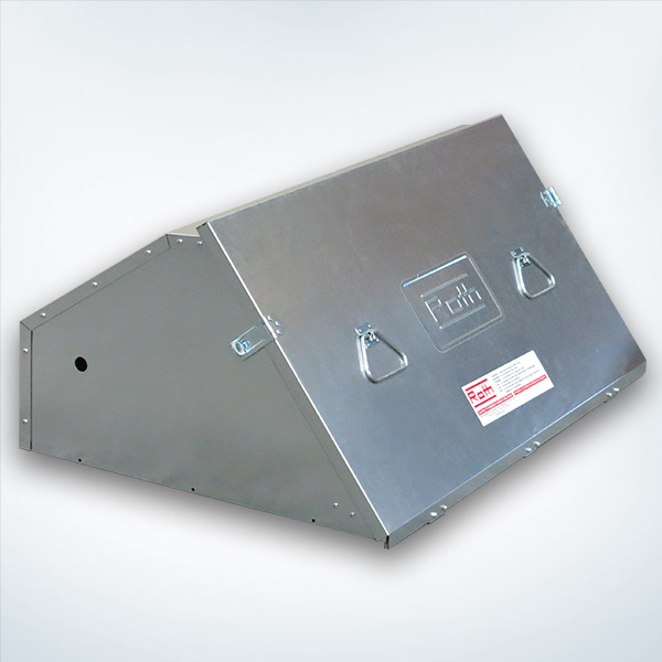 Roth Double Wall Oil Tank Cover