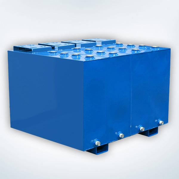4 Fluids ((4) 60 Gal Storage Tanks)