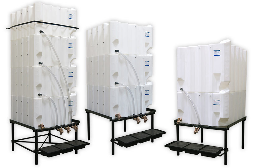 T130 Stackable Storage Tanks