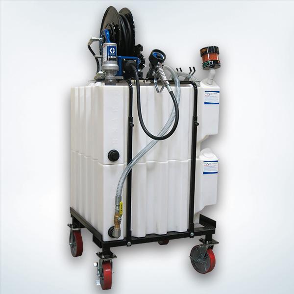 Oil Dispensing System For Multiple Fluids And Motor Oils