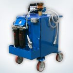 Mobile Steel Tank Filtration Package