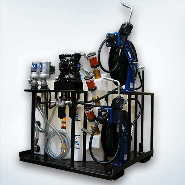 Portable Filtration Systems Mobile Industrial Oil